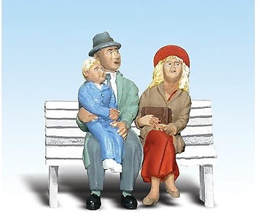 más descuento G The Sitting Seymores by Woodland Scenics Scenics Scenics  grandes ahorros