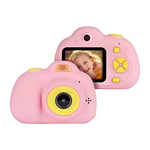 Upgrow Kinderkamera Digital Kamera für Kinder, D6 Mini Kamera, 8 Megapixel HD Kamera mit 2.0