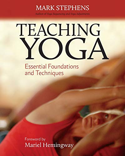 Compare Textbook Prices for Teaching Yoga: Essential Foundations and Techniques 40080th Edition ISBN 9781556438851 by Stephens, Mark,Hemingway, Mariel