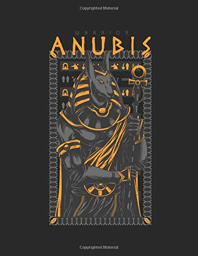 Warrior Anubis Sketch Book Whie: Blank white Paper Journal for Drawing, Painting, Sketching, Writing and Doodling 120 Pages 8.5' x 11'. Warrior Anubis ... for Athletes, Martial Arts, Fighter, Boxing.