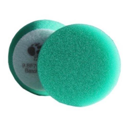 Chemical Guys Rupes Ibrid Nano Polierschwamm (Polierpad), Grün, 40 mm, 9.BF40J36