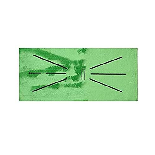 Home Golf Practice Mat Golf Mat, Golf Matting Mat Bating Mat Golf Training Mat Home Indoor Bate Mat Mat de Engrosamiento Práctica Mat Supplies (Color: 60x30) WTZ012 (Color : 60x30)