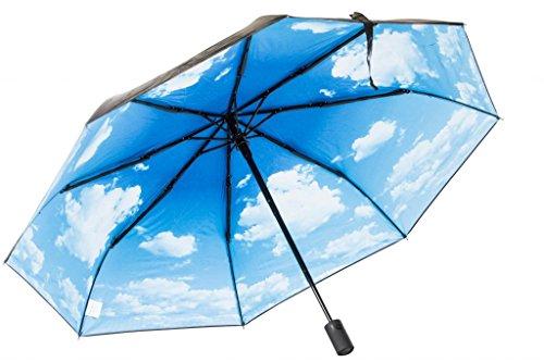 HappySweeds Regenschirm Sky Lake bleu (50) 000