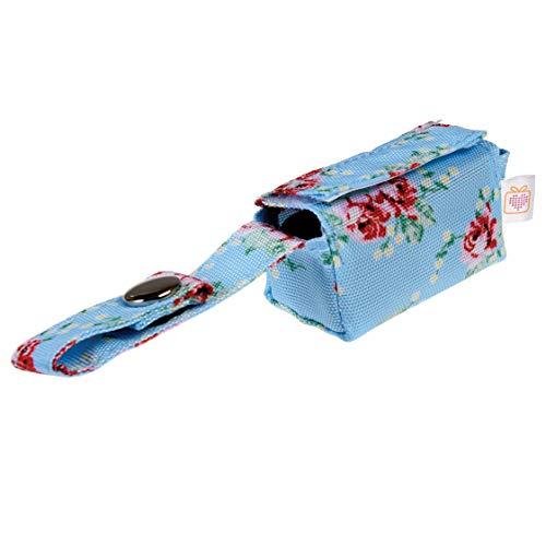 dotcomgiftshop Poop Bag Houder - Keuze van het Ontwerp, Engels Rose
