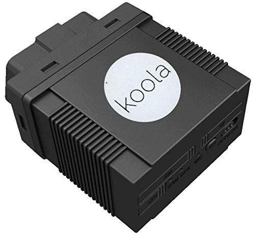 TK306a Localizzatore Gps per auto su porta OBD 2, Controllo remoto GPRS in tempo reale via App Android/iOS