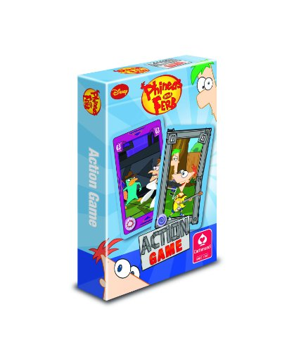Phineas and Ferb Action game (2 in 1)