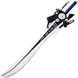 Final Fantasy 13 versus cosplay prop Noctis sword