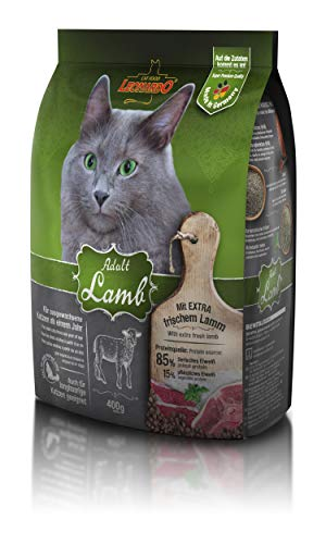 Leonardo Adult Lamm & Reis Katzenfutter, 400g