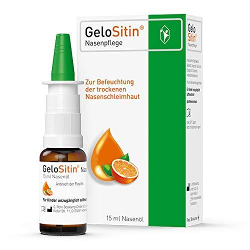 GELOSITIN Nasenpflege Spray 15 ml