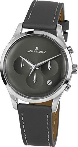 Jacques Lemans Retro Classic 1-2067 1-2067A Reloj Unisex