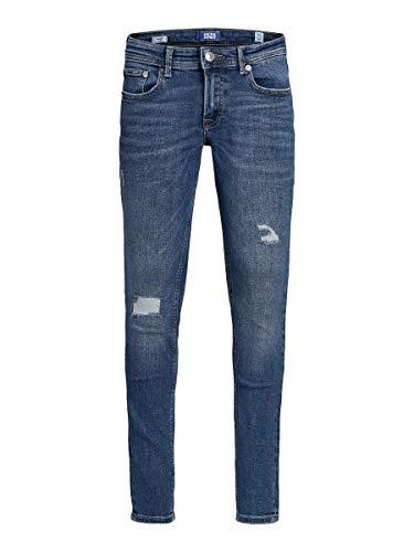 JACK & JONES Boy Skinny Fit Jeans Jungs 170Blue Denim