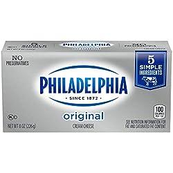 Philadelphia Original Cream Cheese Brick (8 oz Tub)