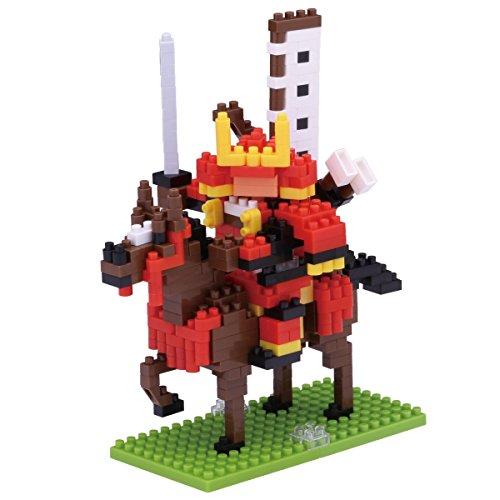 nanoblock - NBH-124 - Samurai - 300 pièces