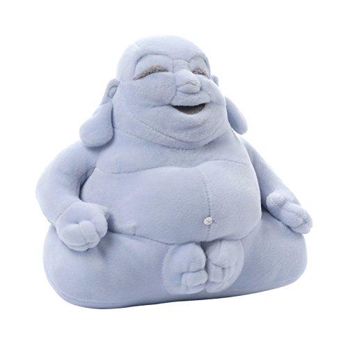 GUND Huggy Buddha Blue Plush, 7.5 inches