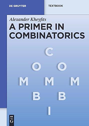 A Primer in Combinatorics (De Gruyter Textbook) (English Edition)