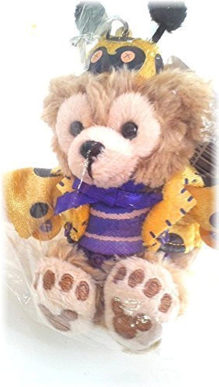[Tokyo DisneySea 2012 Duffy stuffed badge  Halloween Duffy ] TDS HALLOWEEN Duffy Plush Ball Chain batch (japan import)