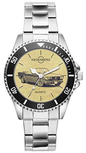 KIESENBERG Uhr - Geschenke für Mustang I Cabrio Oldtimer Fan 4930