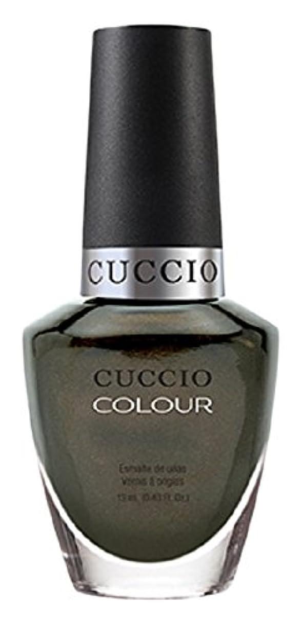 閉じる曲げる上へCuccio Colour Gloss Lacquer - Olive You - 0.43oz / 13ml
