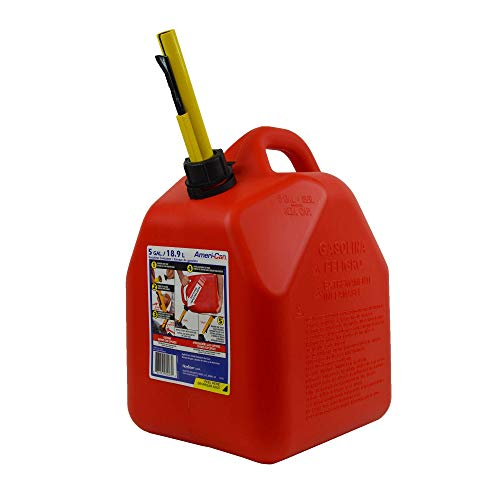 Scepter 5gal Spill Proof Gas Can