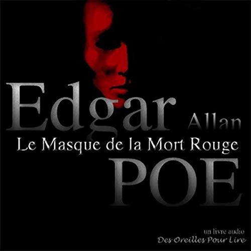 Le Masque de la Mort Rouge et autres histoires audiobook cover art
