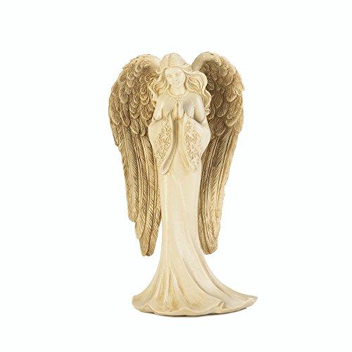 Koehler 10017924 8 Inch Praying Angel Statue Figurine
