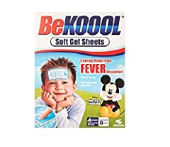 3 packs of 4 sheets in Each pack immediate cooling relief 3 packs of 4 sheets in Each pack convenient disposable product. They need no refrigeration