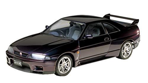 タミヤ 1/24 スポーツカーシリーズ No.145 ニッサン スカイライン GT-R Vスペック R33 プラモデル 24145