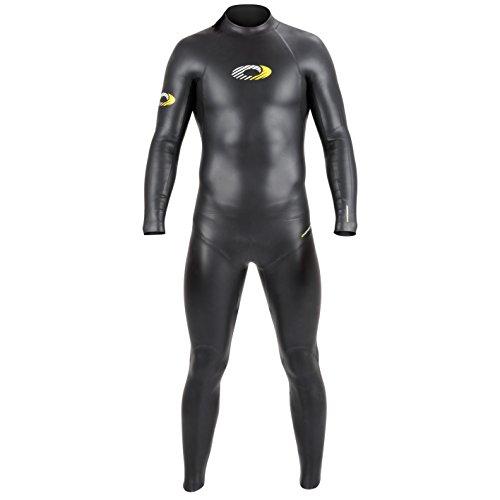 Osprey herenjack nylon volledige lengte triathlon wetsuit