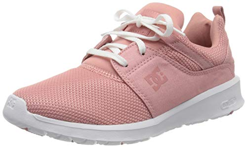 DC Shoes Heathrow damskie buty typu sneaker, różowy - Pink Blush Bsh - 40 EU