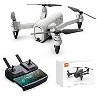 HR 1080p Camera Foldable H6 Drone with Altitude Hold, Follow Me, Carrying Case (Grey)