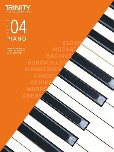 Trinity College London Piano Exam Pieces & Exercises 2018-2020 Grade 4 (Piano 2018-2020)