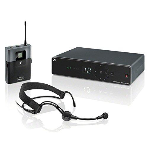Headset Funkmikrofon-Set Sennheiser XSW 1-ME3-E Übertragungsart:Funk