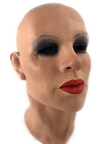 Greyland Frauenmaske Schaumlatex Maske Diva Latexmaske