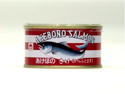マルハニチロ食品『あけぼのさけ』