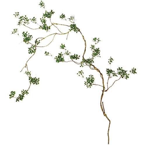 東京堂 フェイクグリーン 上質仕上げ【MAGIQ】 ハートリーフ ツイッグガーランド FG002609 枯れない 観葉植物 アーティフィシャルグリーン