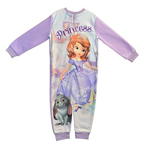 Disney Sofia The First Fleece Combinaison 100 % polyester 18-24 mois