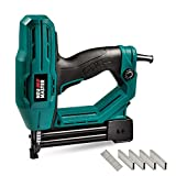 Electric Staple/Brad Nail Gun NEU Master NTC0040 Heavy-Duty Tool for Upholstery Home Improvement