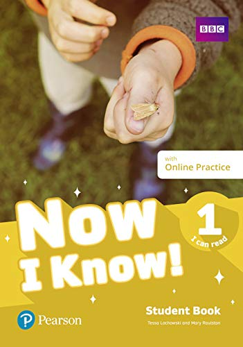Now I Know! 1: I Can Read Student Book with Online Practice