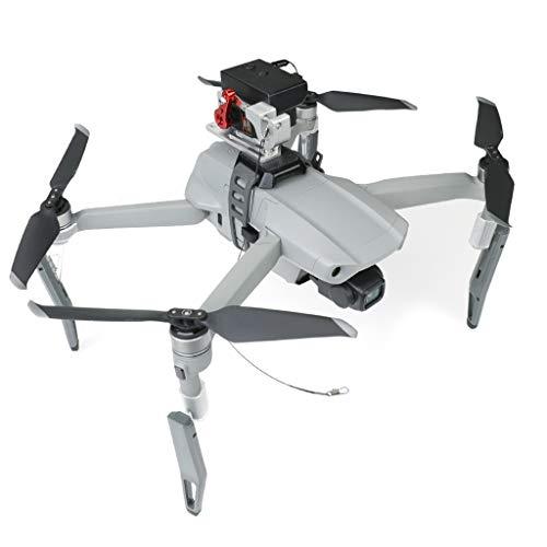Fernwerfer Für -DJI Mavic Air 2 Angelköder Lieferung Parabolisches Lufttropfsystem Batterie Drohne Quadcopter Zubehör