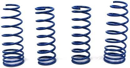 97-03 Pontiac Grand Prix V6 & GTP Lowering Springs W-Body Blue