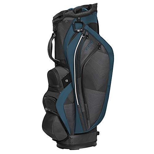 OGIO Grom Cart Bag, Vortex/Deep Sea