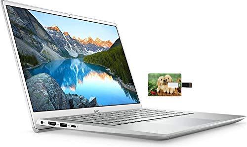 "2020 Dell Inspiron 5402 Laptop 14"" Full HD Screen, 11th Gen Intel Core i3-1115G4 Processor, 16GB RAM, 512GB SSD, Backlit Keyboard, HDMI, Wi-Fi, Webcam, Windows 10 Pro | 32GB Tela USB Card"