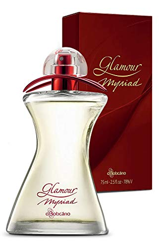 Glamour Myriad Eau de Toilette by O Boticario | Long Lasting Perfumes for Women | Floral & Oriental Fruity Fragrance For Women