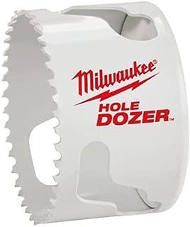 Milwaukee Electric Tool 49-56-0193 Bi-Metal Hole Saw, 3-1/2