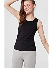 BlueAge Tank Tops for Women, Size