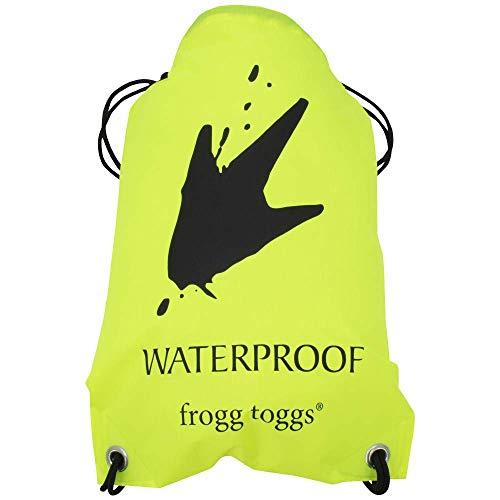 FROGG TOGGS Ftx Gear - Sacco impermeabile, Unisex - Adulto, Borsa, WPBP100, Giallo ad alta visibilità., Taglia unica