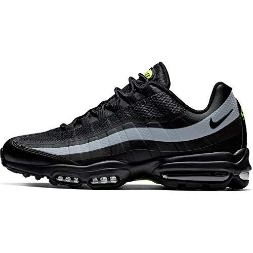Nike Air Max 95 Ultra - black/black-wolf grey-volt