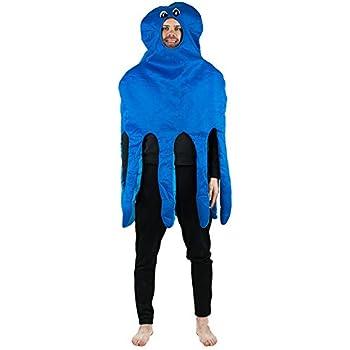 Bodysocks® Disfraz de Pulpo Adulto: Amazon.es: Juguetes y juegos