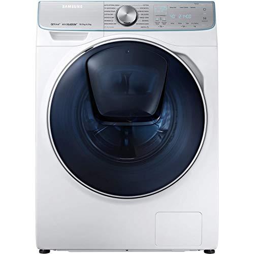 Samsung WD10N84GNOA QuickDrive Freestanding 10kg 1400rpm Washer Dryer With AddWash - White