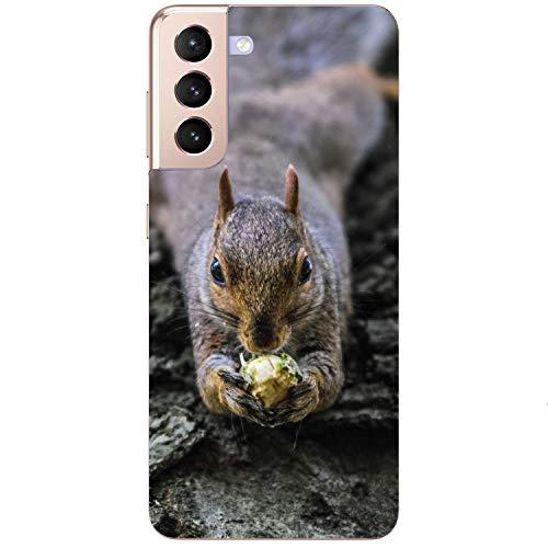 Generisch Funda blanda para teléfono móvil, diseño de ardilla con animales para Samsung Apple, Huawei Honor Nokia One Plus Oppo ZTE Xiaomi Google, tamaño: Huawei Mate 8